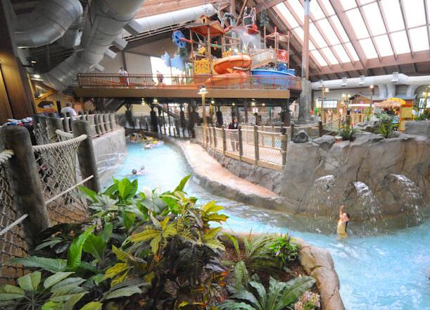 Indoor Water Parks Trips To Water Parks In The Northeast Coach Tours